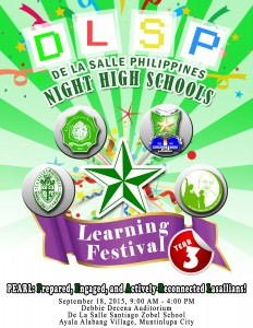 DLSP NHS Learning Festival Cover