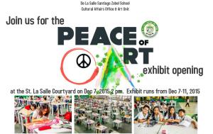 Peace of Art Exhibit