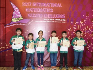 Grade 2 students