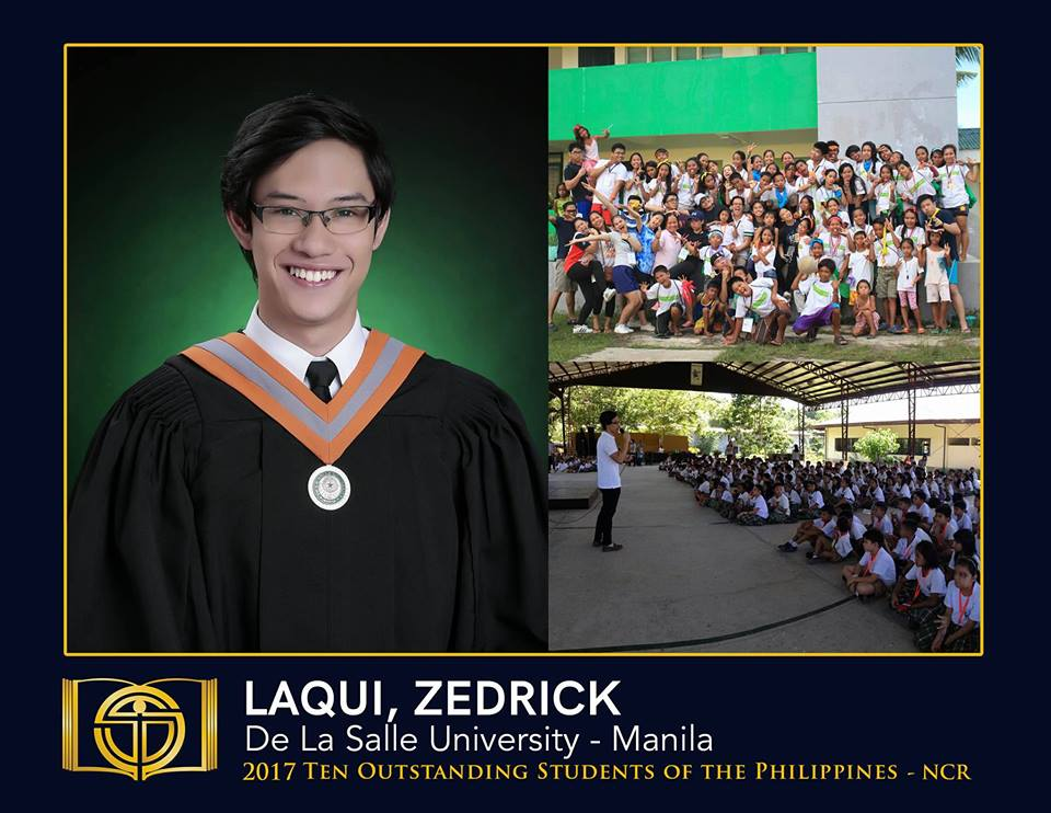 Zedrick Laqui - On what he wants to do for the Philippines (1)