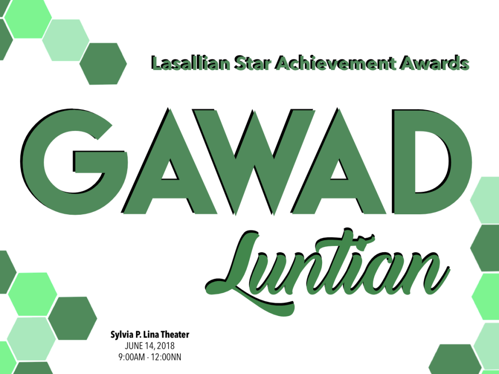 GS & HS Gawad Luntian 2018