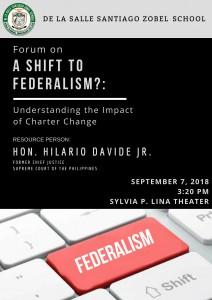 Federalism poster