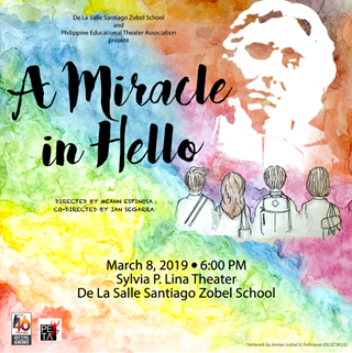 Theater Doors Open At 500 Pm Image A Miracle In Hello
