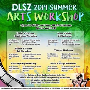 DLSZ ARTS WORKSHOP (1)